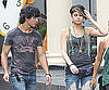 Photo Slide of Joe Jonas Shopping With Girls in NYC