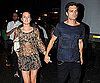 Slide Photo of Leighton Meester, Sebastian Stan Holding Hands After Katy Perry Concert in NYC