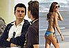 Bikini Photos of Miranda Kerr at Victoria's Secret Photo Shoot, Orlando Bloom Rumored to Drop Out of Pirates For Her