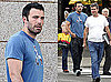 Photos of Ben Affleck in Boston