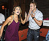 Slide Photo of Nikki Reed, Kellan Lutz at Express Txt L8TR Campaign Launch Party at Nobu in LA