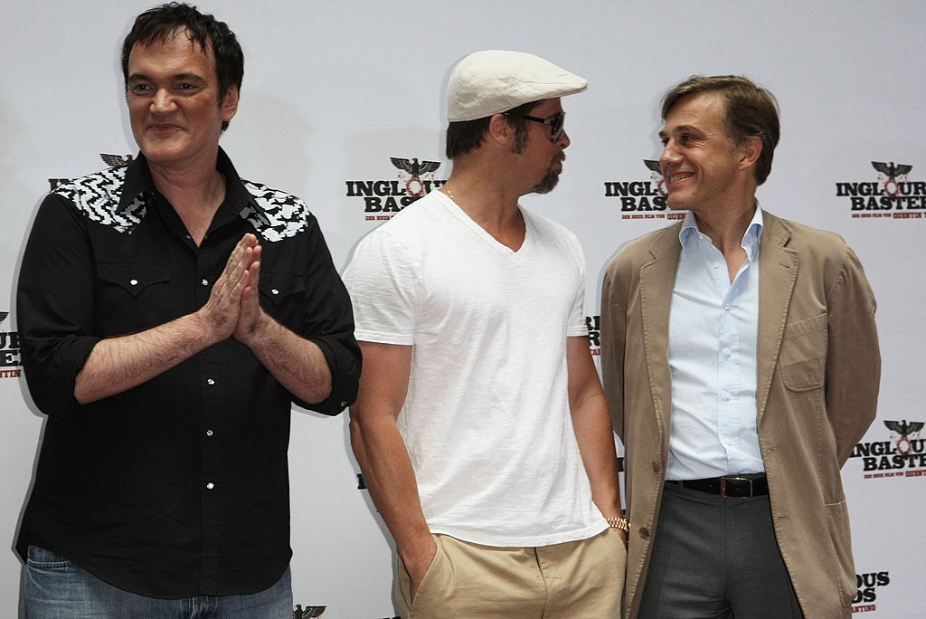 Photos of Inglourious Basterds Photo Call in Berlin