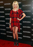 Photos of Taylor Momsen at Sephora