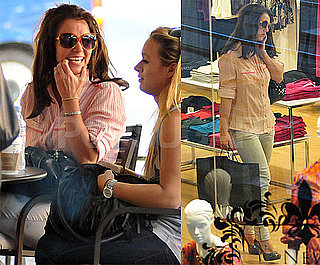 Photos of Britney Spears Shopping in Berlin After Her Concert