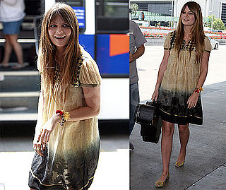 First Photos of Mischa Barton Since Leaving Psychiatric Care