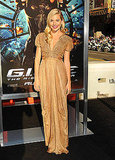 Photos of GI Joe Premiere in LA