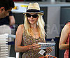 Photo Slide of Kate Bosworth at LAX