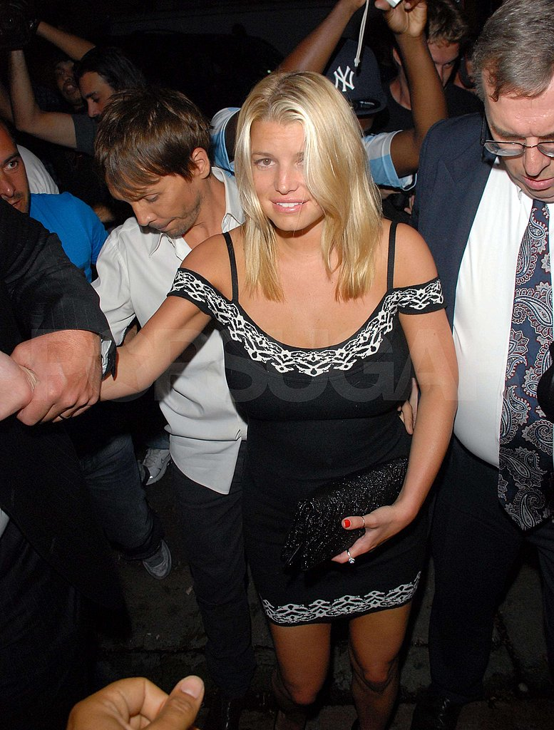 Photos of Jessica Simpson, Eva Longoria, Kim Kardashian at Ken Paves Birthday