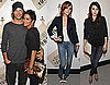 Photos of Halle Berry, Ashlee Simpson and Emma Roberts at the Gap Party
