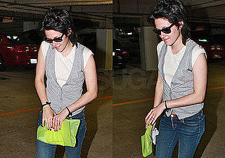 Photos of Kristen Stewart At Medical Building in LA