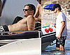 Photos of Shirtless Leonardo DiCaprio in Ibiza With Models, Including Anne Vyalitsyna
