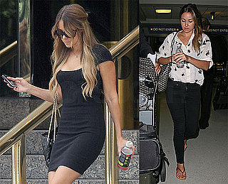 Photos of Lauren Conrad Leaving LAX And Heading to NYC