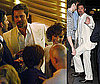 Photos of Brad Pitt at The Time Traveler&#039;s Wife Afterparty; Video on The Today Show