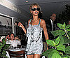 Slide Photo of Beyonce at Dinner With Jay-Z in New York City