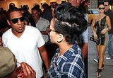 Photos of Rihanna and Jay-Z