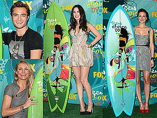 Photos of 2009 Teen Choice Awards Press Room