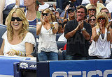 Photos of Kate Hudson at a Baseball Game