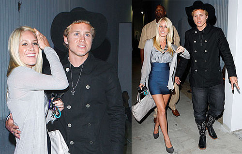 Photos of Heidi Montag, Spencer Pratt at Brent Bolthouse Sveda Event, Quotes About Their Sex Life in Playboy
