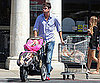 Photo of Jerry O&#039;Connell With Twins Dolly and Charlie in LA
