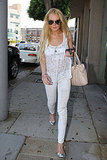 Photos of Lindsay Lohan and Ali Lohan Shopping in LA