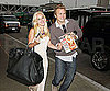 Photo Slide of Heidi Montag And Spencer Pratt at LAX
