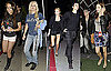 Photos of Celebrities At Kings Of Leon Concert Including Justin Timberlake, Miley Cyrus, Orlando Bloom and More