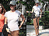 Photos of Pregnant Gisele Bundchen in Boston