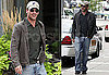 Photos of Mad Men&#039;s Jon Hamm Walking