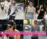 Photos of Eclipse's Dakota Fanning, Vanessa Hudgens, Ashley Greene, Xavier Samuel in Vancouver