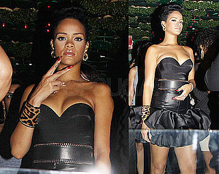 Photos of Rihanna Out in NYC