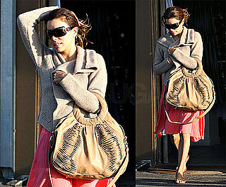 Photos of Eva Longoria Shopping in LA; She's Signed on to Her First Ever Spanish-Language Film
