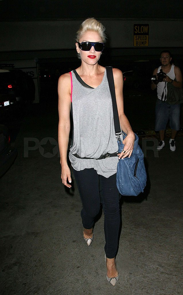 Photos of Gwen Stefani in LA