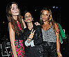 Photo Slide of Mischa Barton, Samantha Ronson, and Charlotte Ronson in NYC
