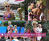Britney Spears Bikini Photos With Her Sons Sean Preston and Jayden James at Ritz-Carlton in Marina del Ray