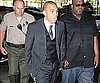 Photo Slide of Chris Brown Arriving to Court for Sentencing