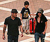 Photo Slide of Megan Fox And BAG Shopping in LA