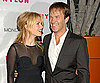 Slide Photo of Anna Paquin, Stephen Moyer at Nylon TV Issue Launch Party
