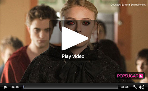 Volturi Vampires, Plus the Daytime Emmys and Evan Rachel Wood on True Blood!