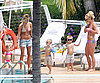 Photo Slide of Britney Spears and Jamie Lynn Spears in Miami in Bikinis