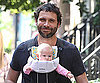 Slide Photo of Jeremy Sisto Walking in New York