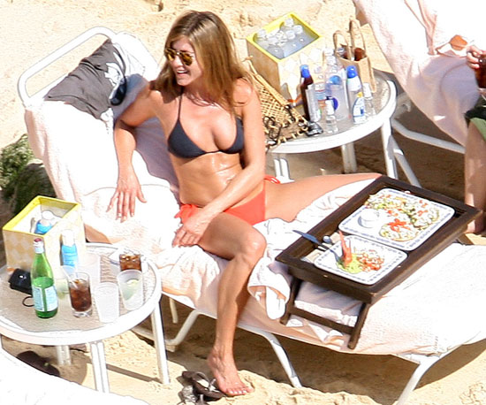 Bikini Bracket 3rd Place: Jennifer Aniston