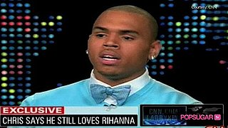 Chris Brown Compares Himself & Rihanna to Romeo & Juliet?!