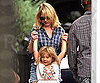Photo Slide of Michelle Williams and Matilda Ledger in Brooklyn