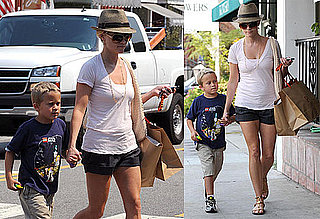 Photos of Reese Witherspoon Shopping With Deacon in LA
