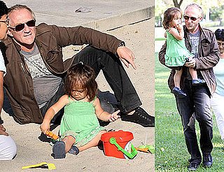 Photos of Francois-Henri Pinault and Valentina Pinault at the Park in LA