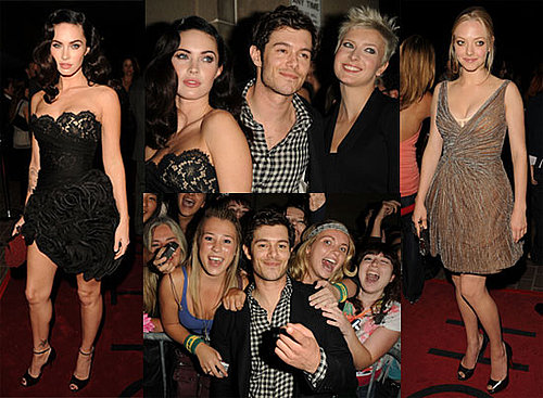 Photos of Premiere of Jennifer's Body at 2009 Toronto Film Festival