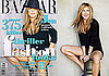 Photos and Quotes of Jennifer Aniston in Australia Harpers Bazaar October 2009