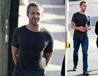 Photos of Ryan Gosling With a Lady Friend Out in LA