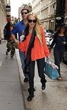 Photos of Lindsay Lohan in NYC