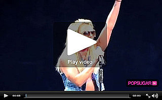 Video of Britney Spears Singing You Oughta Know